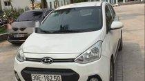 Bán Hyundai Grand i10 năm 2015, màu trắng, xe gia đình công chức đi