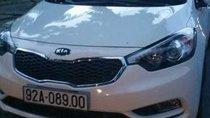 Bán gấp Kia K3 sản xuất 2015, màu trắng, xe nhập chính chủ