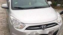 Bán Hyundai Grand i10 năm sản xuất 2013, màu bạc xe gia đình, giá 208tr