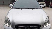 Cần bán lại xe Kia Carens đời 2007, màu bạc, nhập khẩu