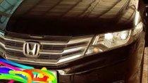 Cần bán lại xe Honda City 1.5MT 2013, màu đen còn mới, giá tốt