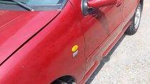 Cần bán lại xe Fiat Siena đời 2003, màu đỏ, bản đủ không taxi