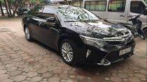 Bán ô tô Toyota Camry 2.0E đời 2018, màu đen, biển HN 1 chủ giữ gìn