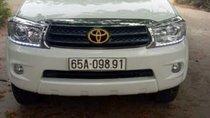 Bán ô tô Toyota Fortuner đời 2010, màu trắng, nhập khẩu, giá tốt