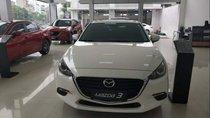 Cần bán xe Mazda 3 sản xuất năm 2019, màu trắng, giá 664tr