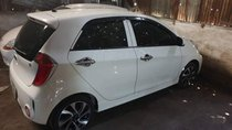 Cần bán Kia Morning SI MT đời 2016, màu trắng, xem xe thương lượng