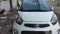 Cần bán Kia Morning 1.25MT năm 2015, màu trắng xe gia đình, giá 245tr