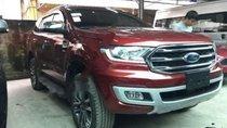 Bán xe Ford Everest 2019, màu đỏ, mới 100%