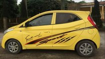 Bán Hyundai Eon sản xuất năm 2012, màu vàng, xe nhập