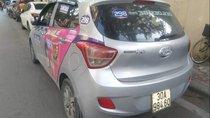 Cần bán Hyundai Grand i10 năm sản xuất 2015, màu bạc, đăng ký 2016