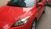 Gia đình bán Mazda 3 màu đỏ tự động, sx cuối 2010, nhập khẩu nguyên chiếc