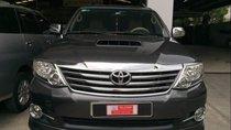 Toyota Đông Sài Gòn bán Fortuner cuối 2015, màu xám