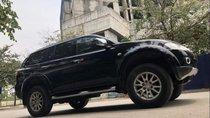 Bán gấp Mitsubishi Pajero Sport sản xuất năm 2012, màu đen chính chủ