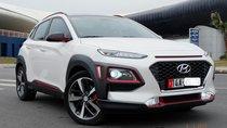 Hyundai Kona 1.6 turbo màu trắng giao ngay, giá cực tốt, khuyến mãi phụ kiện hấp dẫn - LH: 0919607676