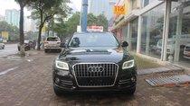 Cần bán Audi Q5 năm sản xuất 2015, màu đen, nhập khẩu