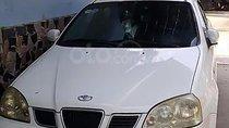 Bán Daewoo Lacetti Max 1.8 MT đời 2004, màu trắng, xe đẹp