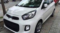 Bán Kia Morning 1.0 MT 2018, màu trắng, số sàn, xe mới