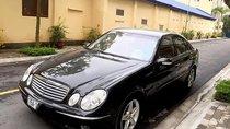 Cần bán xe Mercedes-Benz E240, đời 2003, đăng ký 2004, màu đen