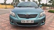 Tôi cần bán Corolla XLI sản xuất 2007, đăng ký lần đầu 2008, nhập khẩu Nhật Bản