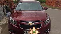Bán xe Chevrolet Cruze sx 2011, số tự động, máy xăng, lắp ráp trong nước, màu đỏ, nội thất màu ghi