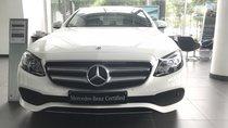 Mercedes E250 xe demo chưa lăn bánh chính hãng