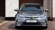 Giá xe Corola Altis mới nhất, khuyến mại siêu khủng tháng 3