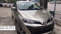 Toyota Vinh - Nghệ An - Hotline: 0904.72.52.66 - bán xe Vios 2019 số tự động, giá tốt nhất Nghệ An