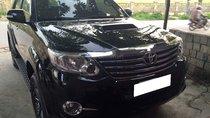 Gia đình cần bán xe Fortuner 2013, số sàn, máy dầu, màu đen