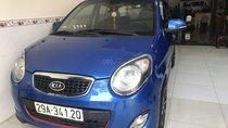 Cần bán Kia Morning EX 1.1 MT Sportpack 2011, màu xanh lam