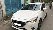 Lên sóng em Mazda 2 model 2017 đk 2018, số tự động, màu trắng Ngọc Trinh