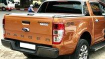 Cần bán Ford Ranger năm 2016 màu cam, biển Hà Nội