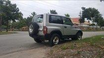 Bán Ssangyong Korando MT năm sản xuất 1999, màu bạc, xe đẹp