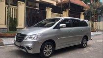 Cần bán xe Toyota Innova năm sản xuất 2015, màu bạc chính chủ, giá tốt