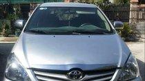 Cần bán Toyota Innova G sản xuất năm 2009, màu bạc xe gia đình giá cạnh tranh