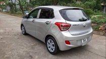 Cần bán gấp Hyundai Grand i10 năm sản xuất 2014, màu bạc, xe nhập