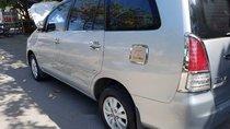 Bán Toyota Innova G năm sản xuất 2009, màu bạc xe gia đình, giá 405tr