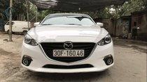 Bán Mazda 3 sản xuất năm 2016, màu trắng chính chủ