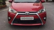 Cần bán gấp Toyota Yaris G năm sản xuất 2015, màu đỏ còn mới, giá 545tr