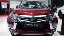Bán Mitsubishi Pajero AT năm sản xuất 2018, màu đỏ, nhập khẩu