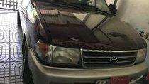Bán Toyota Zace sản xuất năm 2002, màu đỏ, xe nhập, giá chỉ 205 triệu