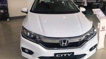 Bán ô tô Honda City sản xuất 2019, màu trắng, giá chỉ 559 triệu