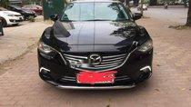 Bán Mazda 6 2.0AT năm sản xuất 2016, màu đen, giá 720tr