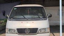 Cần bán Mercedes MB đời 2003, màu bạc, xe nhập