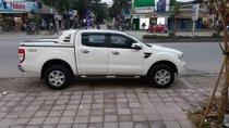 Bán xe Ford Ranger XLT đời 2014, màu trắng, xe nhập số sàn, giá tốt