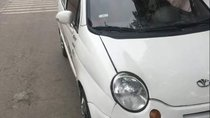 Cần bán Daewoo Matiz sản xuất 2008, màu trắng, giá tốt