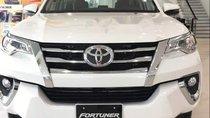 Cần bán lại xe Toyota Fortuner 2.7V sản xuất năm 2019, màu trắng, xe nhập