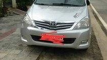 Cần bán lại xe Toyota Innova sản xuất năm 2009, màu bạc