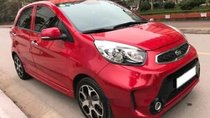 Bán xe Kia Morning đời 2015, màu đỏ, nhập khẩu nguyên chiếc còn mới