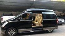 Bán Hyundai Grand Starex Limousine sản xuất năm 2014, màu đen, nhập khẩu, số tự động