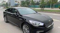 Cần bán xe Kia Quoris sản xuất 2017, màu đen
